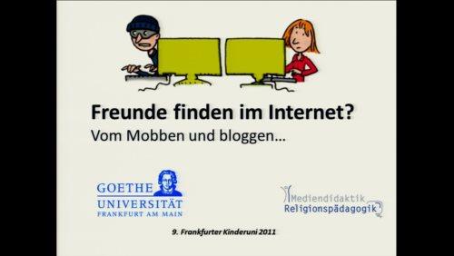 freunde finden internet